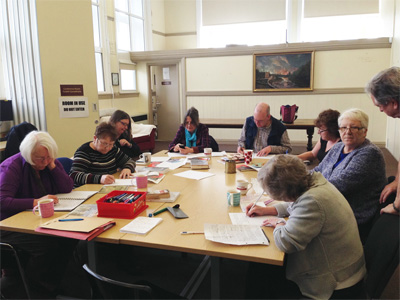 Dowlais Visual Arts Group